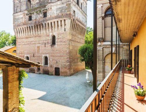 La Torre di Tristano e il Palazzo Barbò a Torre Pallavicina: da presidio difensivo sul fiume a luogo di delizie