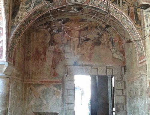 La cappella palatina del Castello di Malpaga