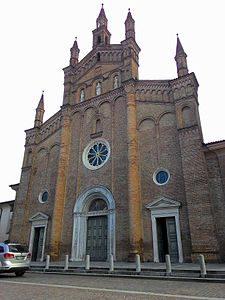 Una pinacoteca in una chiesa: la parrocchiale di Caravaggio, parte prima