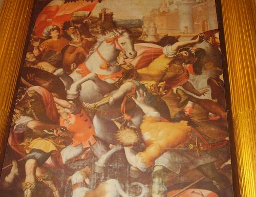Brevi annotazioni sui pittori Mainardi detti Chiaveghino
