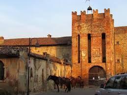 In visita al castello di Pumenengo