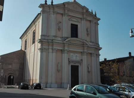L'antica chiesa di Santa Maria a Pontoglio