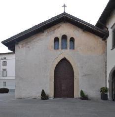 La vecchia chiesa di Sant'Andrea a Mornico al Serio