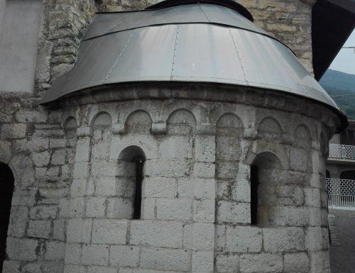Visita al San Michelone di Cambianica: i mostri che non ti aspetti in una chiesa!