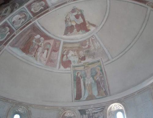 Di nuovo sui pittori itineranti: gli affreschi della pieve di Erbusco