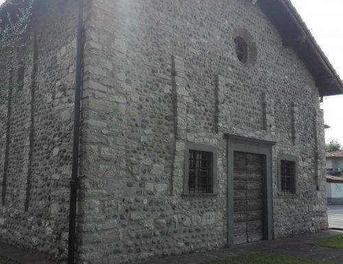 Alla scoperta della Valcalepio: la chiesa di San Giovanni Battista a Cividino