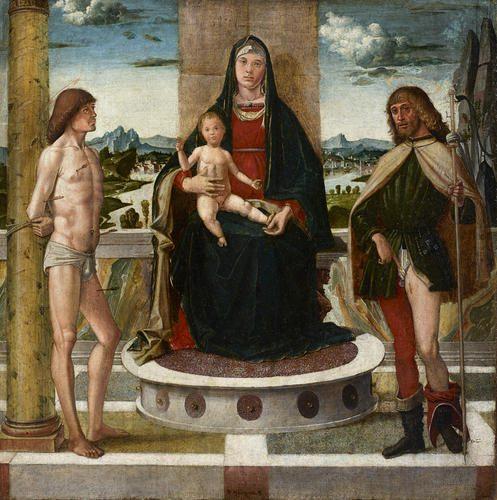 Santi e santuari: come si affrontavano le epidemie nelle epoche passate