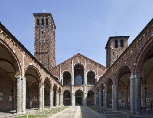 Milano vicina e meravigliosa: la basilica di Sant'Ambrogio